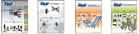 EMI Catalogs in Bookshelf